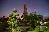 Wat Arun at night