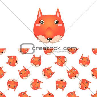 Fox Jelly Toy