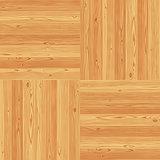 Square Parquet Seamless Floor Pattern