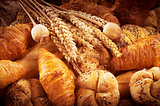 Bread assortment