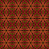Seamless Abstract Mandala Pattern.