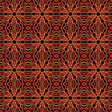 Seamless Abstract Mandala Pattern.