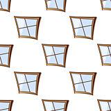 building windows seamless
