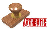 Authentic quallity wooded seal stamp