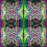 Seamless background pattern. Created on hand-dyed fabrics