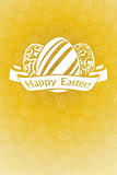 Easter Holiday Card