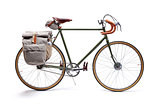 Vintage road bicycle