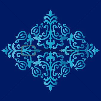 Antique ottoman turkish pattern vector design sixty three