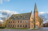 St. Arnold Janssen Chuch in Goch