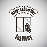 Labour Day Emblem