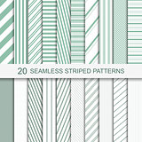 Vector stripped patterns