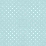 Polka dot seamless background