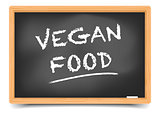 Blackboard Vegan Food