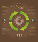 Earth energy efficiency