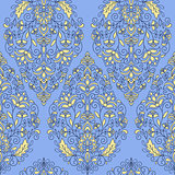 Vector  Seameless Paisley Pattern