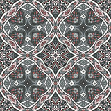 ethnic geometric seamless royal pattern