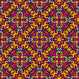 Colorful  Festive Abstract Vector Pattern tiled