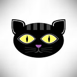 Head Cat Icon