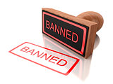 3D stamp banned
