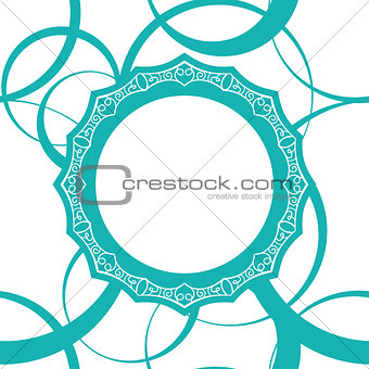 abstract vector seamless wallpaper