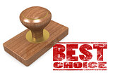 Best choice wooded seal stamp