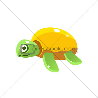 Green Turtle Icon