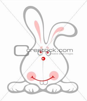 amusing bunny