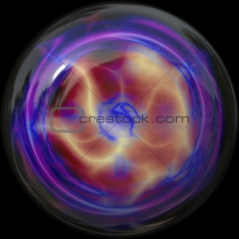3d Plasma Ball