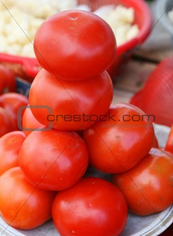 Hand Picked Tomatoes