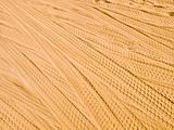 Desert tire tracks background