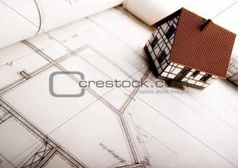 Blueprints & House