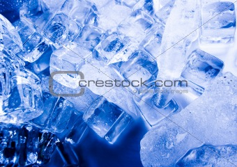 Ice cubes