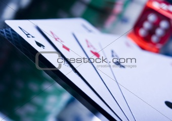 Cards &amp; Chips