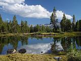 High Sierra Pond