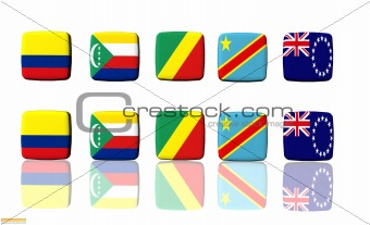 National Flags IX