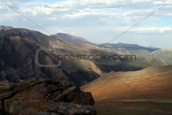 Autumn on the Alpine Tundra