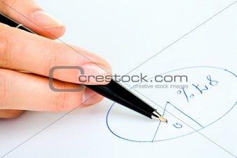 Drawing a diagram