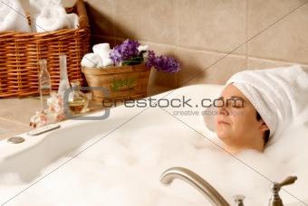 Bath and oils