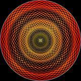 Hypnotic wheel
