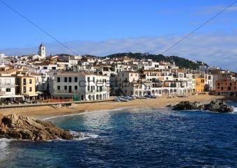 Calella de Palafrugell (Costa Brava, Spain)