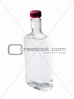 Vodka Isolated
