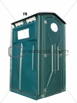 Green Outhouse