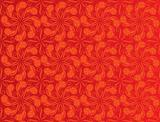 Red Color Pattern