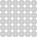 Tile vector pattern with grey and white background