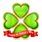 St. Patrick Day Congratulation