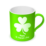 St. Patricks Day Cup