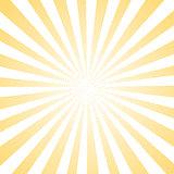 Sun Sunburst Pattern made of stipples