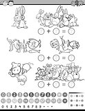 mathematical coloring game