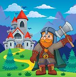 Dwarf warrior theme image 4