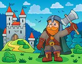 Dwarf warrior theme image 5